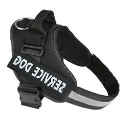 Service Dog Vest Harness - Military Grade Assistance Harness