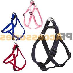 Small Dog / Cat / Pet Control Harness Step in Walk Collar Sa