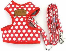 SMALLLEE_Lucky_Store New Soft Mesh Nylon Vest Pet Cat Small