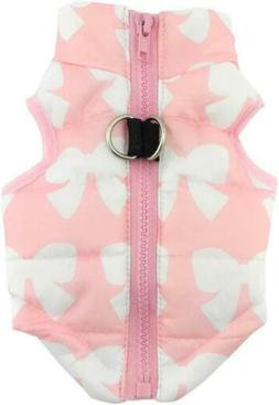 SMALLLEE_LUCKY_STORE Various Pet Cat Dog Soft Padded Vest Ha