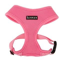 Puppia Soft Dog Harness  Pink Small