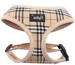 PUPTECK Soft Mesh Dog Harness Pet Puppy Comfort Padded Vest