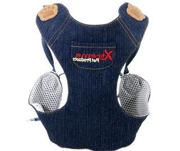 Xtreme PET PRODUCTS SOFT MESH DOG PUP WALKING HARNESS SIZE S
