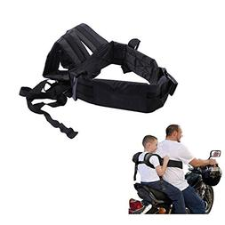 Soft Children's Outdoor Motorcycle Safety Harness Adjustable