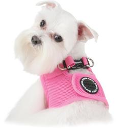 Puppia Step-In Soft Vest Dog Harness - Purple - MD