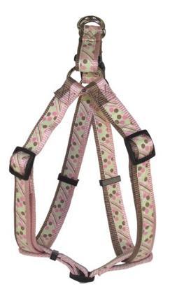 Hamilton Spumoni Collection Nylon Adjustable Easy-On Dog Har