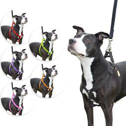 Step in Dog Harness Nylon Light Padding Adjustable for Easy