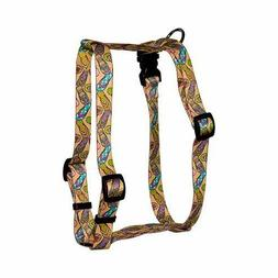 """Yellow Dog Design Step-In Harness, Large 25"""" - 40"""" Beach"""