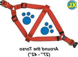 """Step-In Pet / Dog Harness - Extra Large 27 - 42"""" - Assorted"""