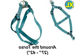 Step-In Pet / Dog Harness w/ Satin Hardware - Extra Large 27