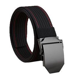 ITIEZY Tactical Belt, Men Waist Belt Nylon Military Style We