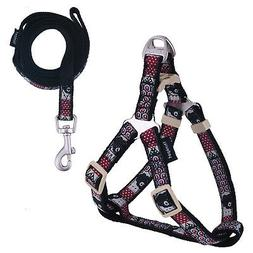 Totem Dog Harness and Leash Set Strong Nylon Rope Puppy Harn