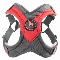Gooby Trekking Memory Foam Harness & Comfort for Dogs, Mediu