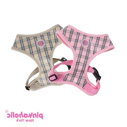 Pinkaholic - Victorian - Soft Dog Puppy Harness - Beige or P