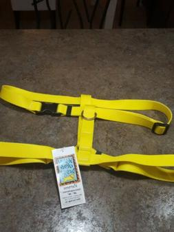 """Yellow """"Dog Harness x-large 28"""" - 36"""" by Yellow Dog Design"""
