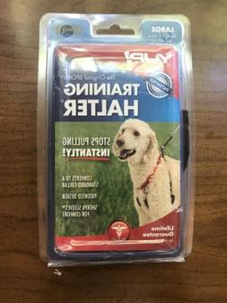 Yup Sporn Training Dog Halter Medium Black
